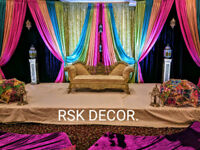 ❤️ South Asian Wedding Decor, Affordable Price, Amazing Quality