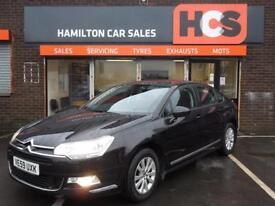 Citroen C5 1.6HDi VTR+ NAV - 1 Year MOT, Warranty & AA Cover. Finance Available.