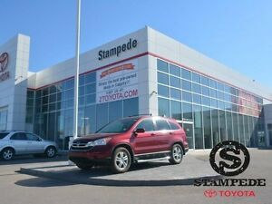 2010 Honda CR-V 4WD 5DR EX-L W/LEATHER  SUNROOF
