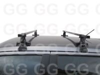 Mont Blanc Classic Roof Bars for Vauxhall Insignia Hatchback or Saloon 2008 onwards