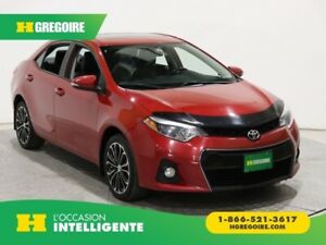 2016 Toyota Corolla S AUTO A/C GR ELECT TOIT OUVRANT MAGS CAMÉRA