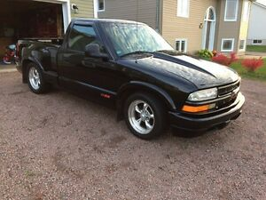 CHEVY STREET TRUCK SALE OR TRADE