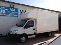 Iveco Daily 35C12 3450 MWB LUTON 120PS WITH T/LIFT