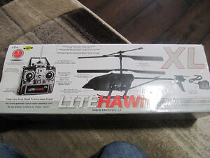 R/C HELICOPTER  FOR SALE Cambridge Kitchener Area image 6