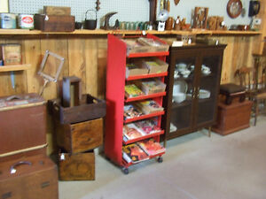 Antique jam cupboard and collectables,crafts London Ontario image 8