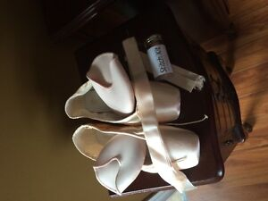 Pointe Ballet Shoes Fits size 7 to 8