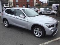 2012 12 BMW X1 2.0 SDRIVE20D SE 5D AUTO 174 BHP DIESEL