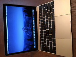 Macbook (Gold) Excellent Condition