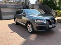 Audi Q7 3.0TDI ( 218ps ) ( s/s ) Tiptronic Quattro S Line FINANCE AVAILABLE