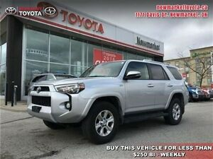 2015 Toyota 4Runner SR5   - one owner - local - trade-in - Certi