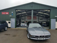 1995 BMW 840 4.0 Ci E31 AUTOMATIC PETROL PX WELCOME