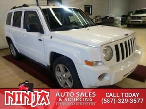 2010 Jeep Patriot AWD Sport North With Remote Start