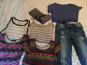 Women's Clothing for sale! American Eagle, Garage, Eclipse, f21