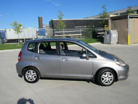 2007 Honda Fit  Automatic,4 door, Only 95000 km.  Certified.