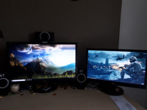 Gaming/Home office Desktop with peripherals - Price negotiable