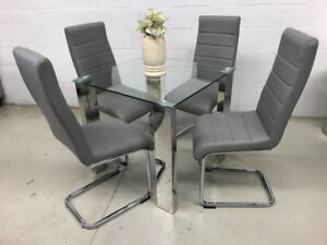 Brand New-5pcs Dining set $199up-Free delivery