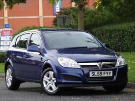 Vauxhall Astra 1.4i 16v 2009 Active + JUST SERVICED + WARRANTY + 2 KEYS
