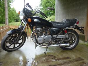1983 Heritage Special Yamaha XS 400 SJ