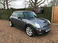 2006/06 Mini Cooper S 1.6 Chili Auto Full S/History Low Mileage P/X Welcome