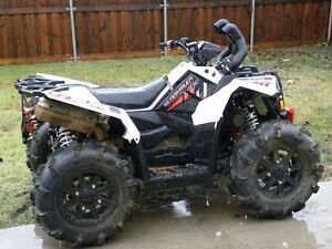 SNORKEL YOUR ATV snorkel kit for Polaris Scrambler ATV TIRE RACK Kingston Kingston Area image 3