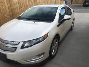 2013 Extended Range Electric Car