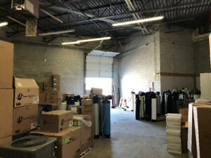 Warehouse and Office Space Available In Scarborough