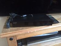 Sony recordable freeview box