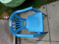 child outdoor chair