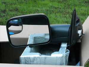 Trailering Mirror for a 2006 Dodge RAM 1500 - drivers side
