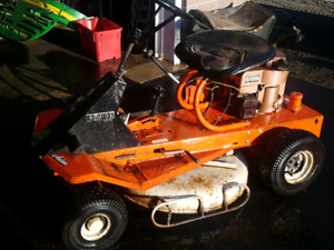 Airens tractor for parts