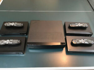 Shaw Gateway cable system