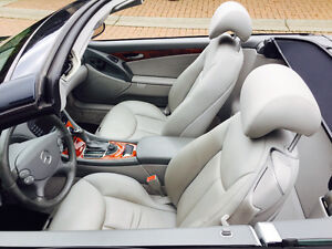 2005 Mercedes-Benz SL-Class 5.0L Coupe (2 door) Great condition! North Shore Greater Vancouver Area image 6