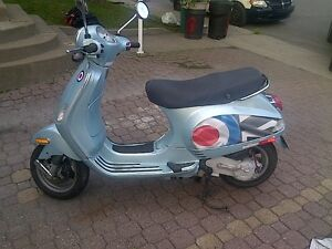 Vespa LX 50   2006