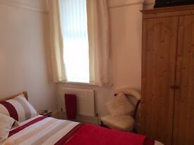 Room available in flat for single occupancy - up to two months only