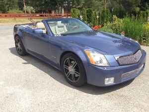 2005 Cadillac XLR Base Convertible