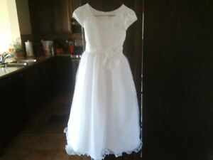 confirmation/flower girl dress