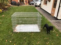 Large dog/rabbit crate