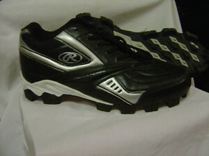 Baseball Cleets Basically new used once Mens size 9**