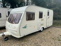 2002 Avondale Dart 515/4 Awning and motor mover included