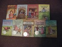 """Little House"" books - full set"