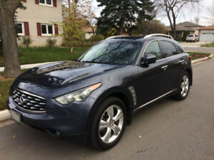 INFINITI FX 35 AWD FULLY LOADED EXECUTIVE PACKAGE
