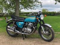 Honda CB 750 KO Model 1970 99% Original & Unrestored