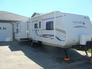 Jayco Jayfeather Travel Trailer