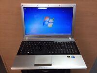 Samsung i3 Fast HD Laptop, 640GB, 6GB Ram (Kodi) HDMI, Win 7, Microsoft office, Good Condition
