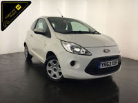2013 63 FORD KA EDGE 3 DOOR HATCHBACK 1 OWNER FROM NEW FINANCE PX WELCOME