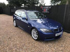 2006/06 BMW 330 3.0TD Auto M Sport Touring Full S/History Big Spec NOW SOLD