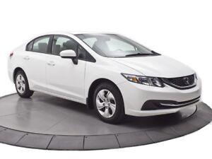 2014 Honda Civic *LIQUIDATION*Bluetooth* Sièges chauffants*