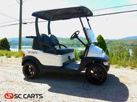 Club Car Precedent - New Batteries | Custom