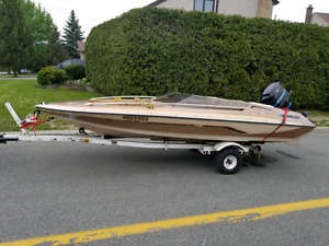 Great boat ready for the water!