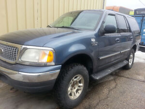1999 FORD EXPEDITION 4X4 CLEAN 207 KMS CARPROOF SAFTIED